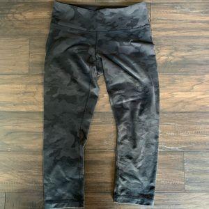 173a3adb8 Lululemon Capri workout leggings